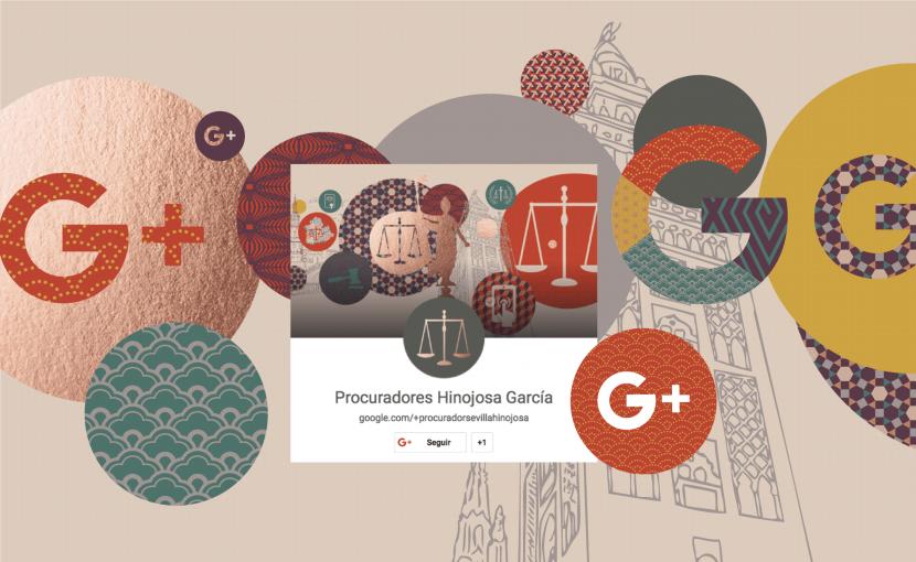 Nuestro perfil de Procuradores Hinojosa García en Google plus